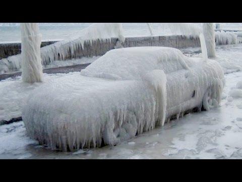 毎晩のように家の前に泊まりで無断駐車するDQN車に雪国独特の仕返しをした結果 - YouTube