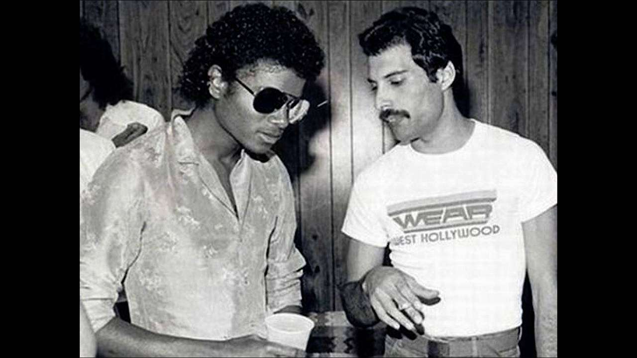 Michael Jackson&Freddie Mercury - There Must Be More To Life Than This (Original Vocal Mix) - YouTube