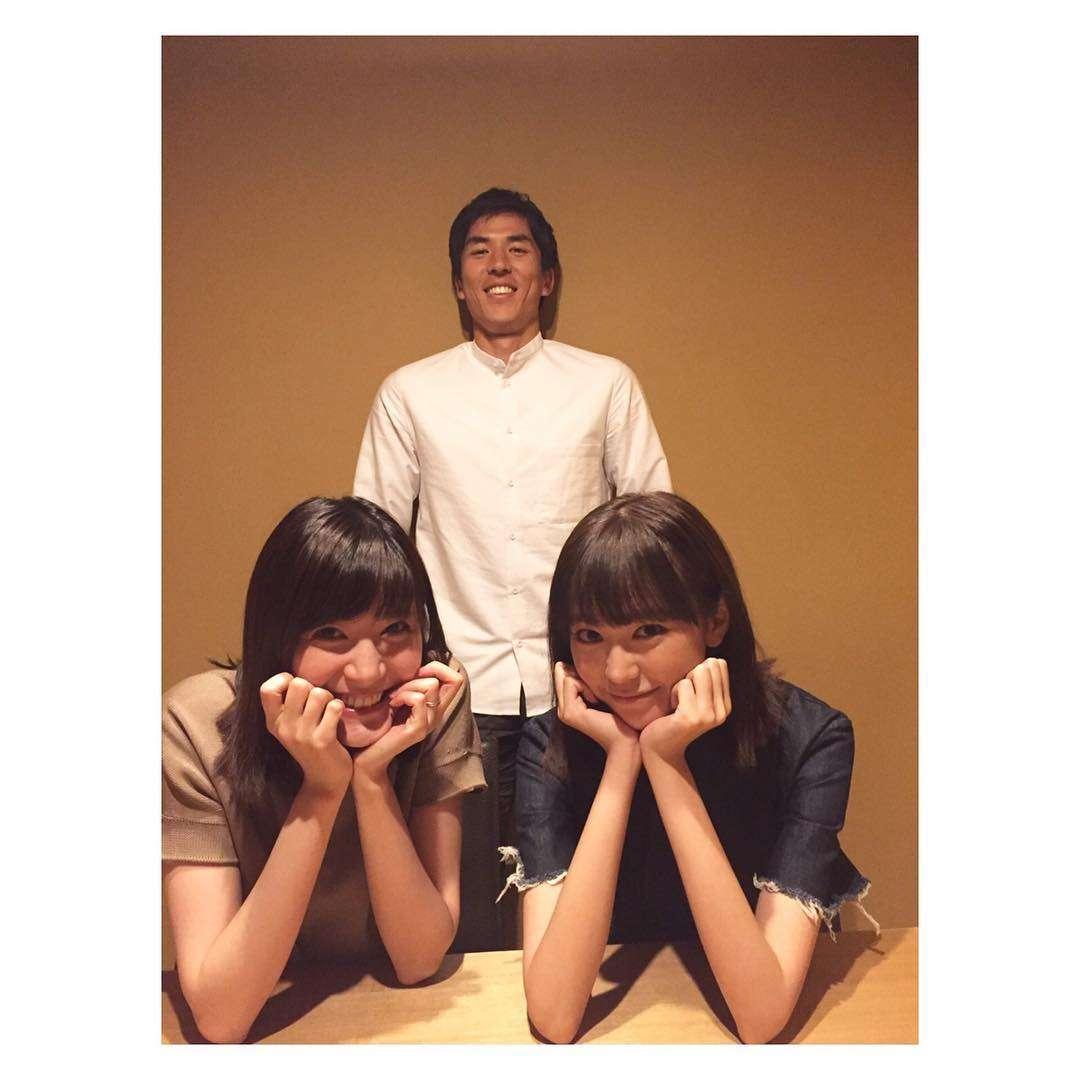 長谷部誠、佐藤ありさとの写真を初披露 妻の親友・桐谷美玲も一緒に