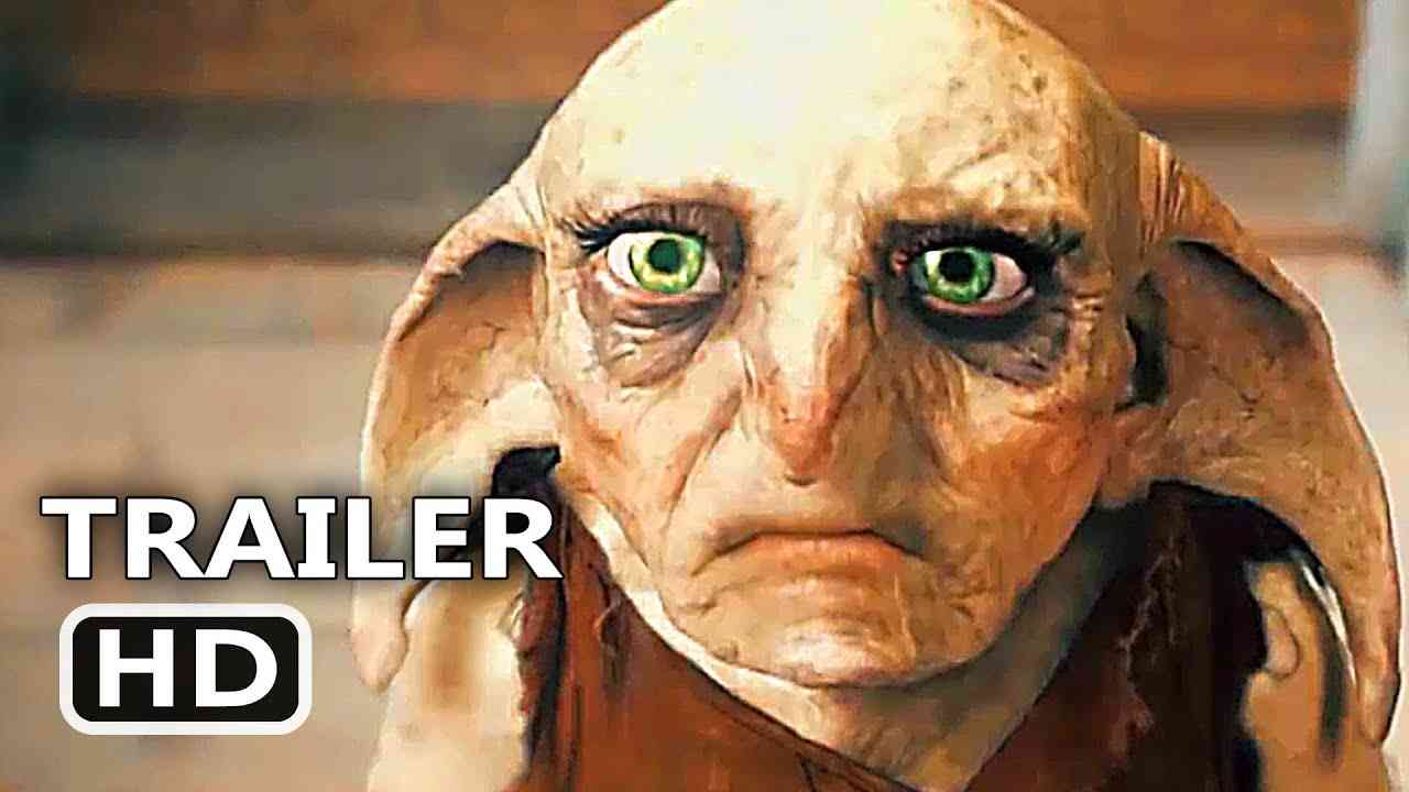 VOLDEMORT Official Trailer (2017) Origins Of The Heir, Harry Potter New Movie HD - YouTube