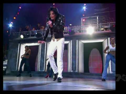 Michael Jackson - You Rock My World (2001 Final Concert) - YouTube