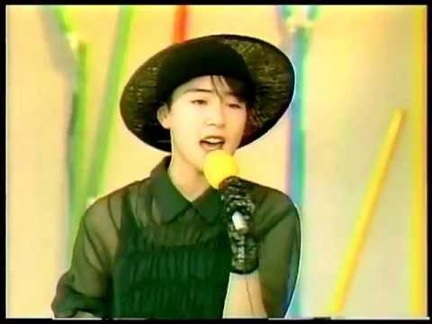 1990年代アイドル 深津絵里 ★ 『七つの涙』 - YouTube