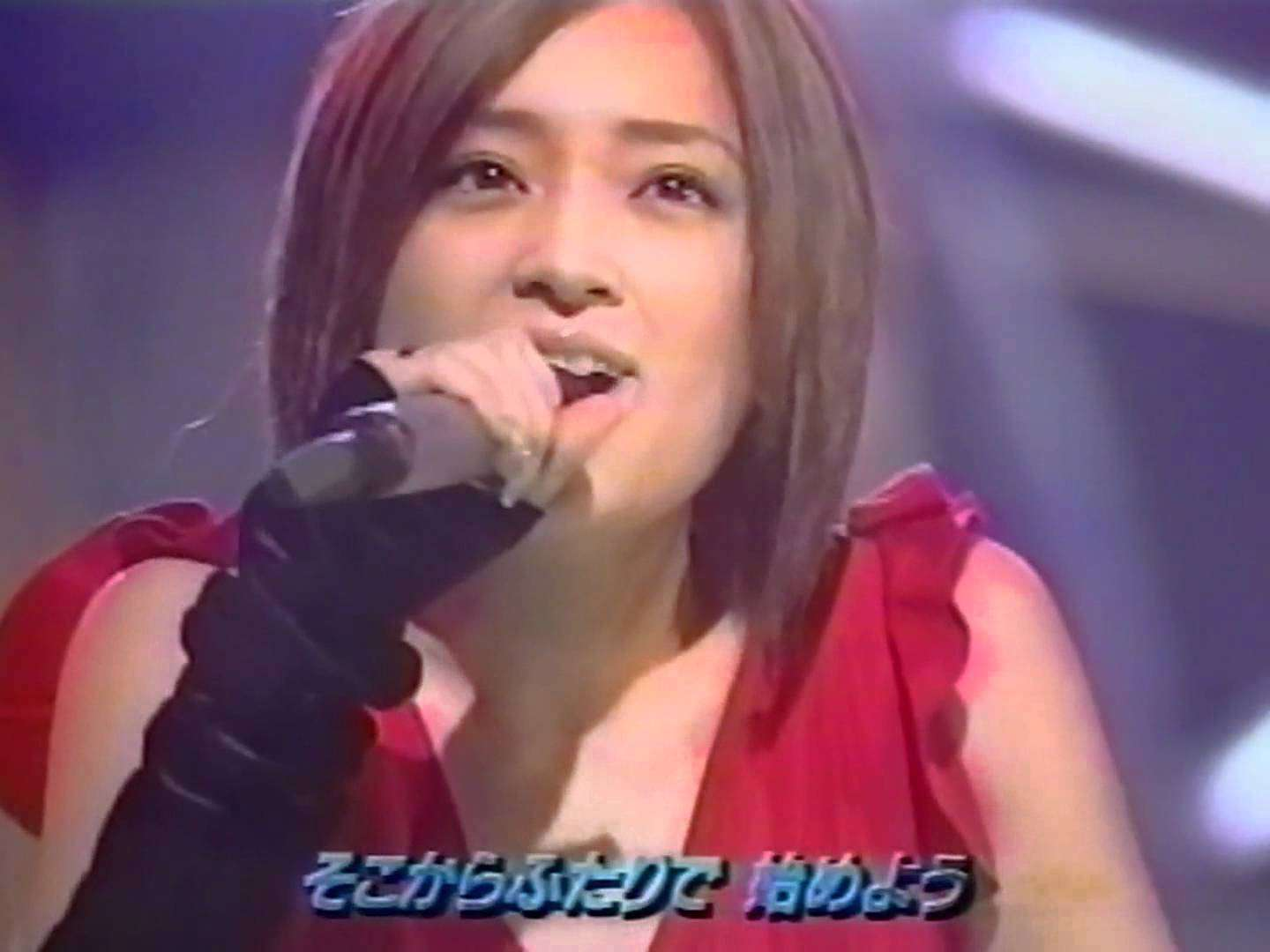 浜崎あゆみ Depend on you 1998-12-30 - YouTube