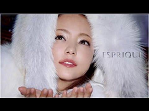 14篇 安室奈美恵 CM コーセー エスプリーク 2014-2011 - YouTube