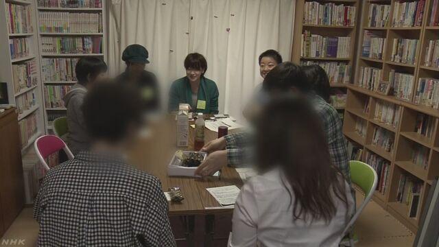 男でも女でもないと感じるXジェンダー 交流会   NHKニュース