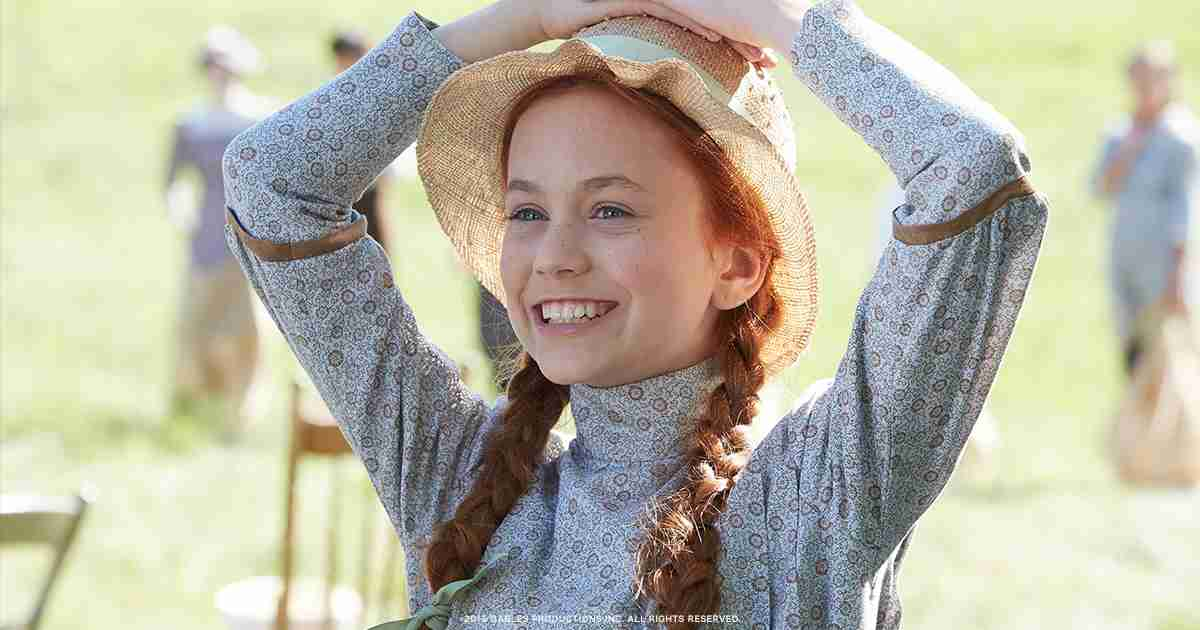 映画『赤毛のアン』公式サイト