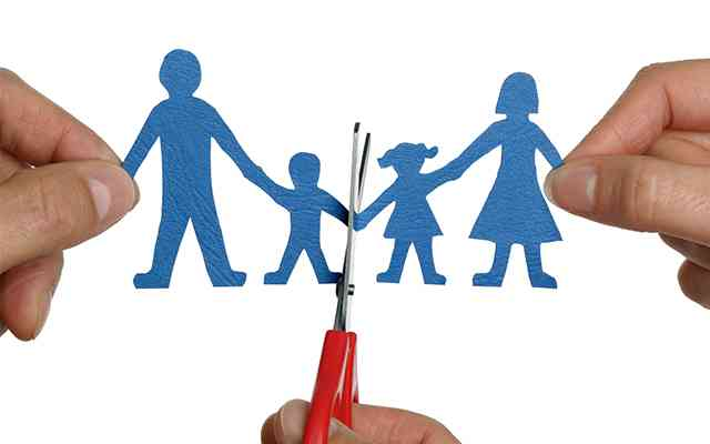 離婚後、子供と別居親の面会の頻度
