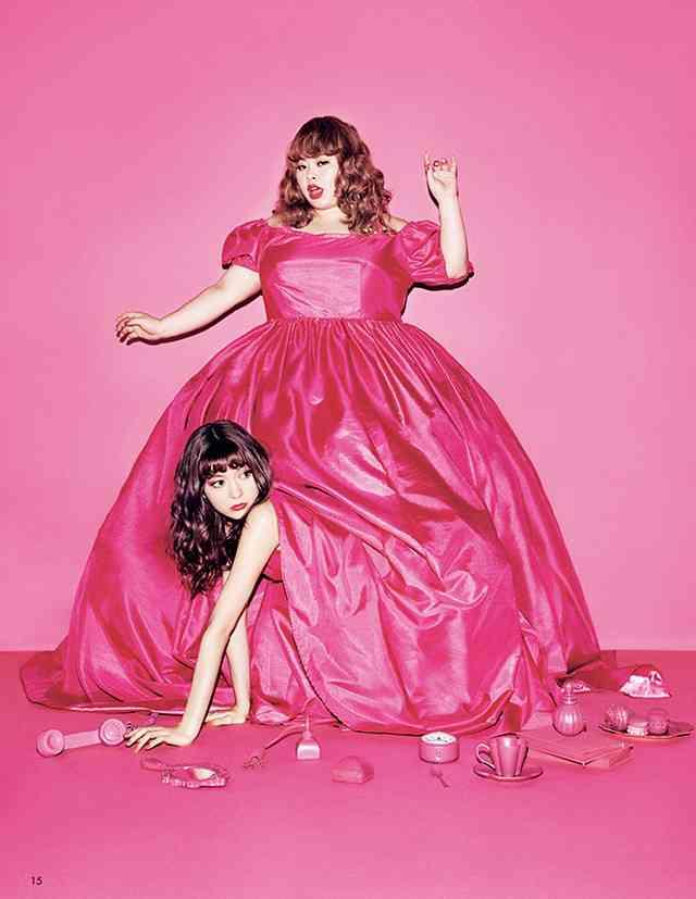 渡辺直美「ViVi」の表紙飾る、吉田ユニとの撮影は「本当に面白かった」 - お笑いナタリー