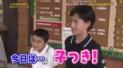 土屋アンナとイケメン長男&二男がテレビ初共演 嵐・相葉雅紀とのふれ合いに「癒やされる」の声
