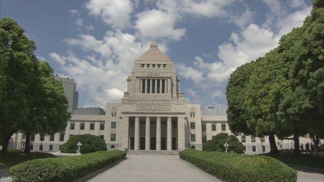 「テロ等準備罪」会期末にらんだ与野党の攻防続く見通し | NHKニュース