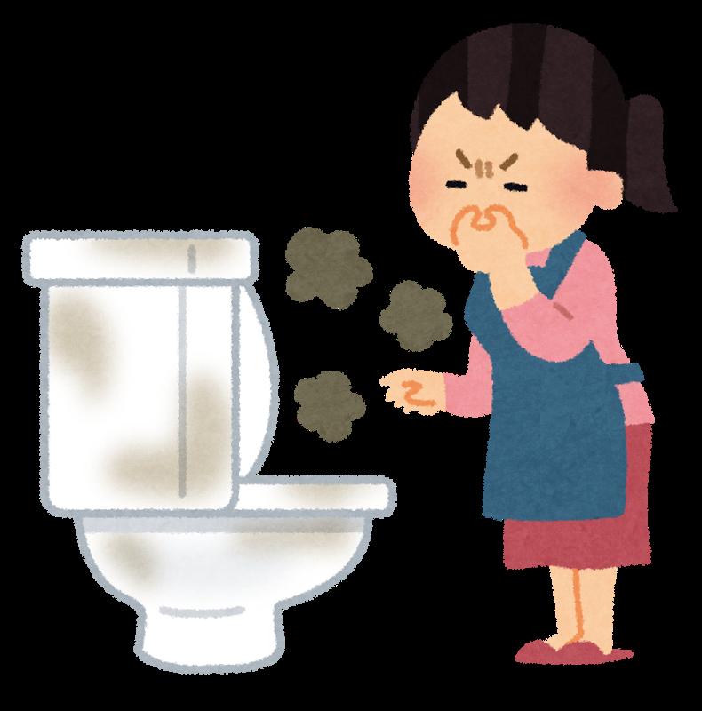 公衆トイレで腹が立つこと