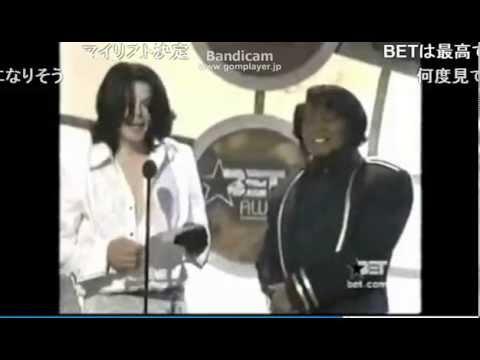 [字幕]マイケル・ジャクソンとJB-感動の絆(涙腺注意) - YouTube