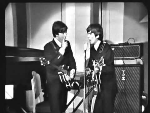 The Beatles - Twist & Shout  - 1964 - YouTube