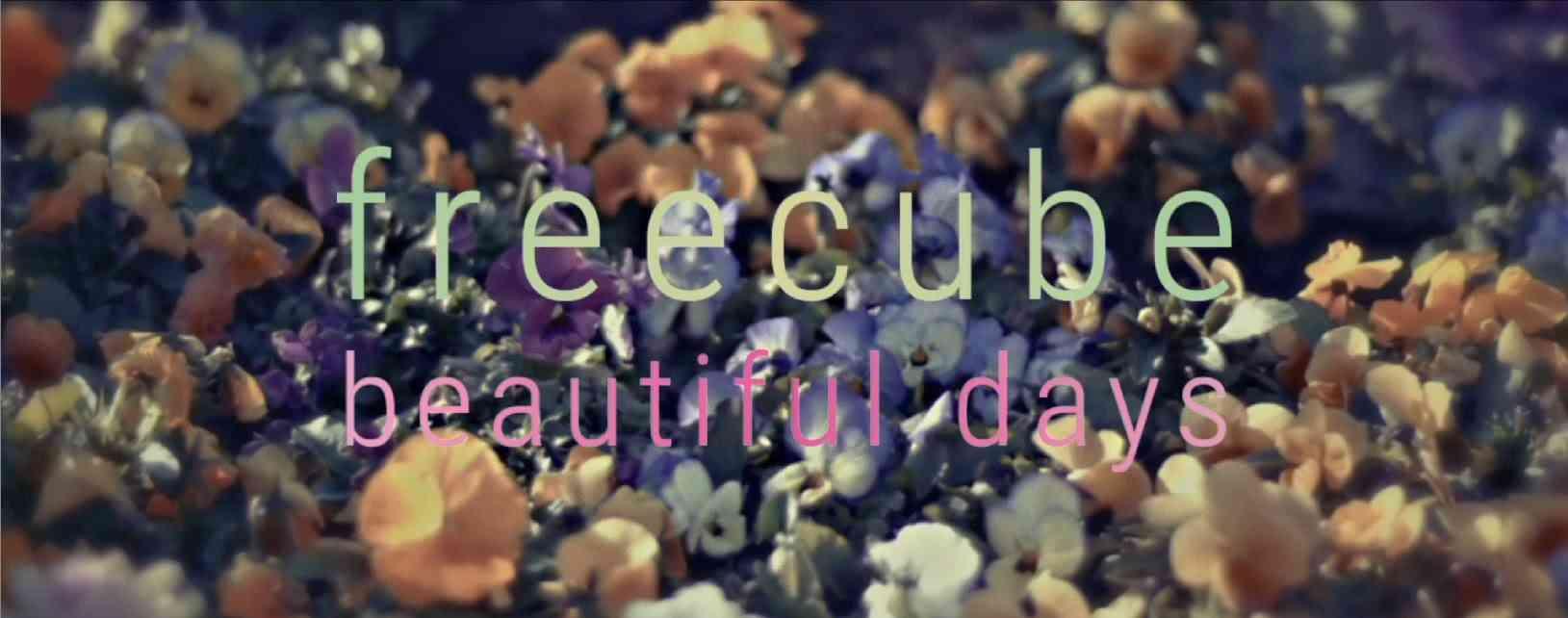 freecube / beautiful days(radio edit) - YouTube