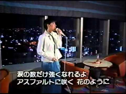 岡本真夜 「TOMORROW」  in Kobe - YouTube