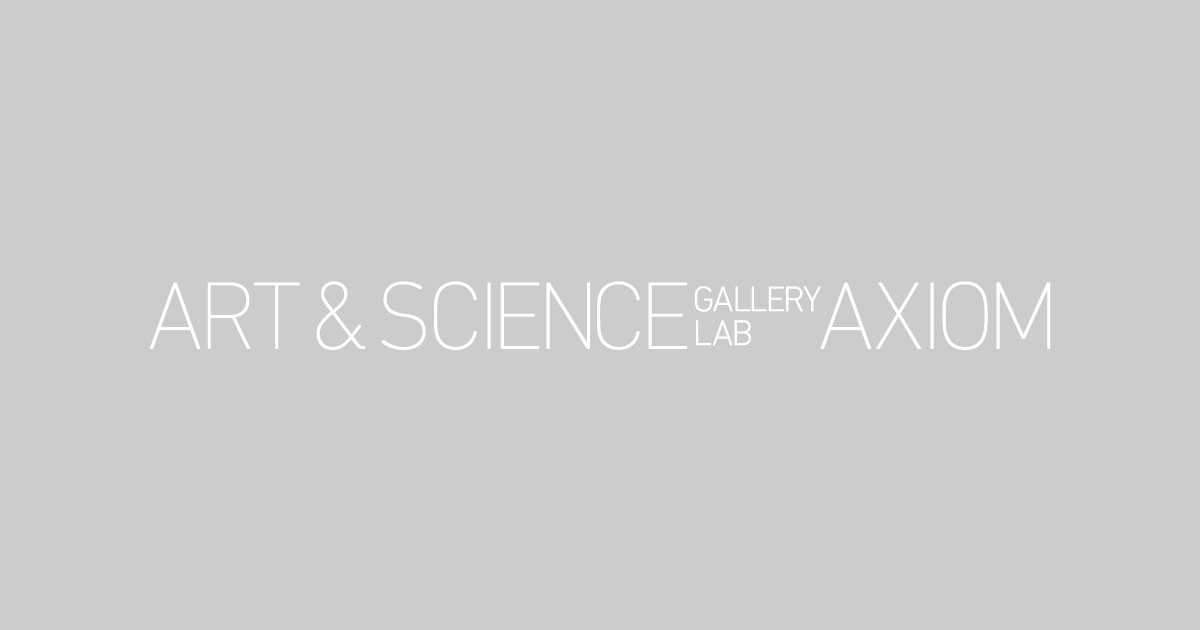 Hitoyo Nakano BLACK BOX|なかのひとよ BLACK BOX | ART & SCIENCE gallery lab AXIOM|