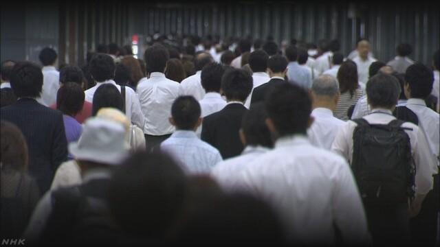 公務員に夏のボーナス支給 5年連続の増加 | NHKニュース