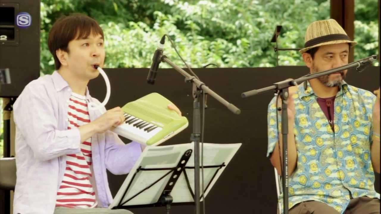 栗コーダーカルテット - アパオの海外出張 @ りんご音楽祭2012.秋 - YouTube