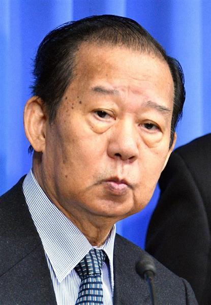 【天皇陛下譲位】自民・二階俊博幹事長がまた女性天皇容認発言 「女性であれ男性であれ」 - 産経ニュース