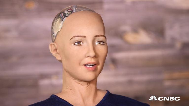 「人類を滅亡させるわ」 人工知能ロボットがインタビューで宣言 - ITmedia NEWS