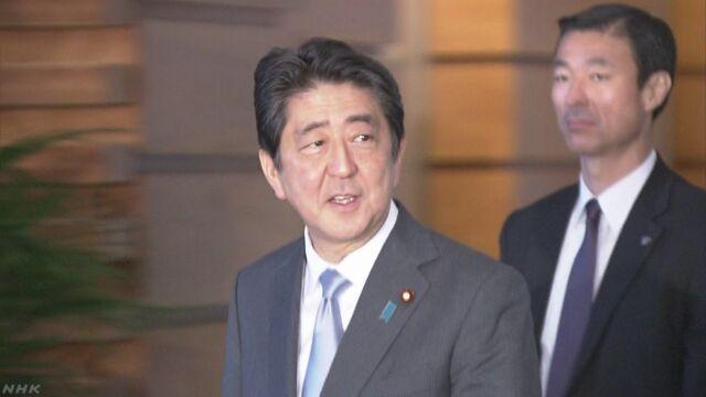 首相「徹底的に調査を指示」文科省の追加調査 | NHKニュース