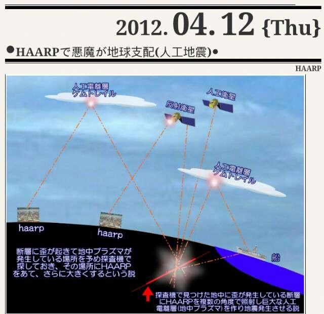 2016年、台風10号の異様な軌跡…HAARPによる人工操作の疑い、HAARPが関与していた?HAARPウォッチャー・井口氏!気象兵器HAARP(ハープ)の脅威、京都の米軍基地にも人工気象装置がある! - みんなが知るべき情報/今日の物語