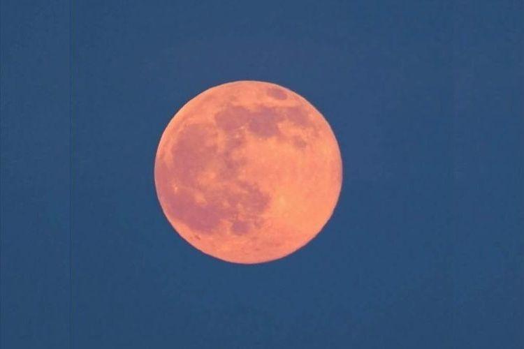 今年の『ストロベリームーン』は6月9日!年に1度の赤い満月を大切な人と見よう! | FUNDO[ファンドゥ]