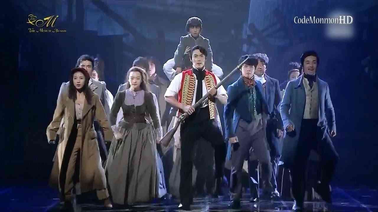 Les Miserables - One Day More (Korean Ver.) (Jun 3, 2013) - YouTube