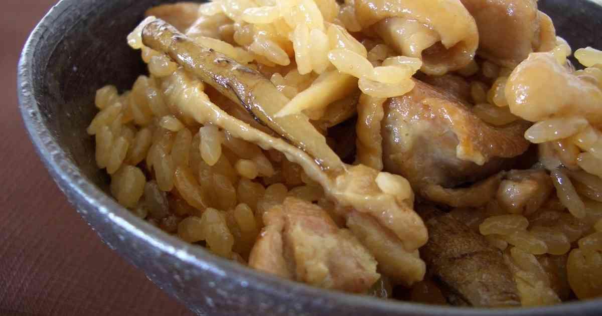 鶏ごぼうの炊き込みご飯 by わんこmama [クックパッド] 簡単おいしいみんなのレシピが269万品