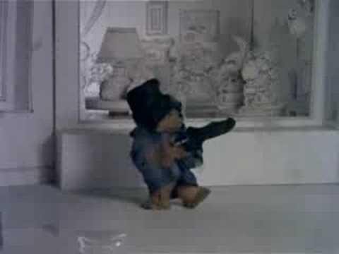 Paddington Bear, Singing in the rain - YouTube