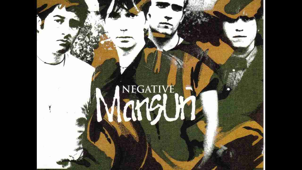 Mansun - Negative (Official Promo Video) - YouTube
