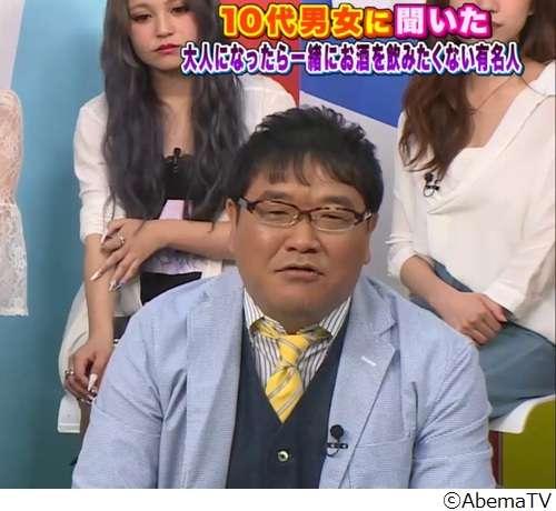 10代が「大人になったらお酒飲みたくない有名人」 | Narinari.com