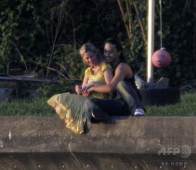 12歳で性的関係、元女性教師と結婚した元教え子が離婚申請 写真2枚 国際ニュース:AFPBB News