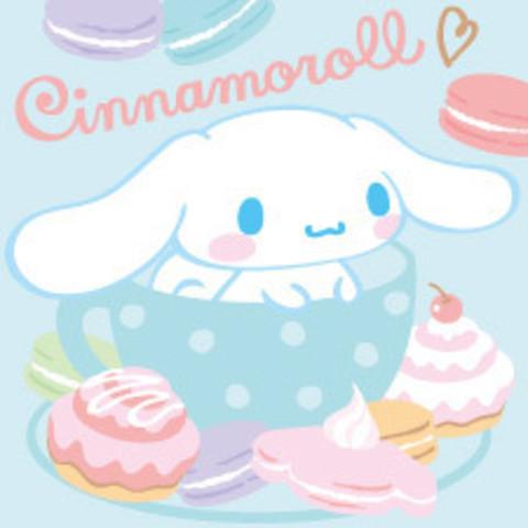 シナモロール好きな人!