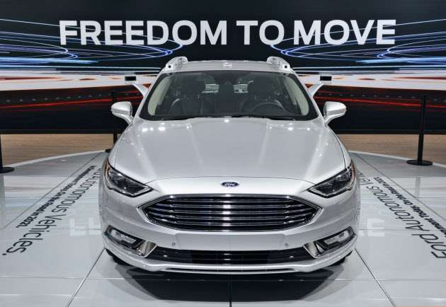 フォード、自動運転のAIベンチャーに1130億円投資  :日本経済新聞