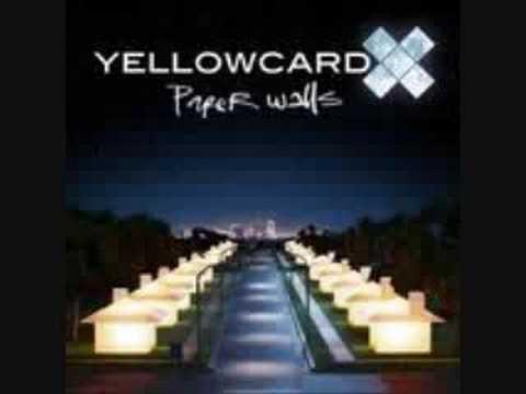 Yellowcard- Fighting (lyrics) - YouTube