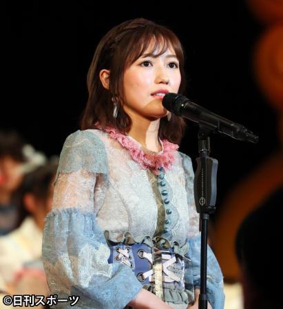 渡辺麻友AKB卒業「2、3年思っていた」全文コメ (日刊スポーツ) - Yahoo!ニュース