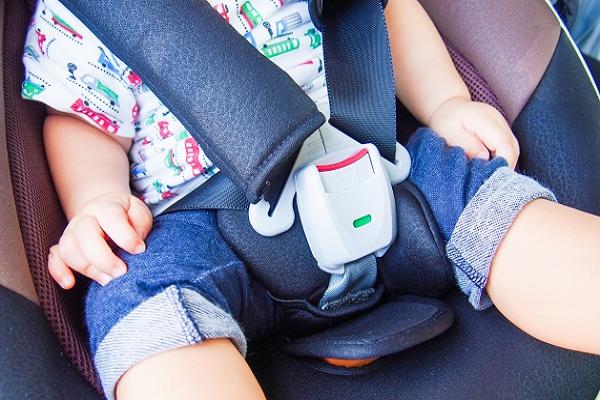 1歳男児車内で熱中症に 誤って自分で施錠、岐阜