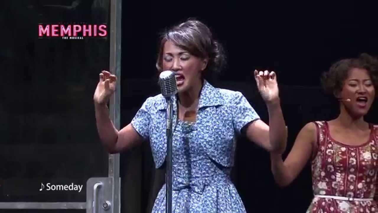 ミュージカル『メンフィス』舞台映像 - YouTube