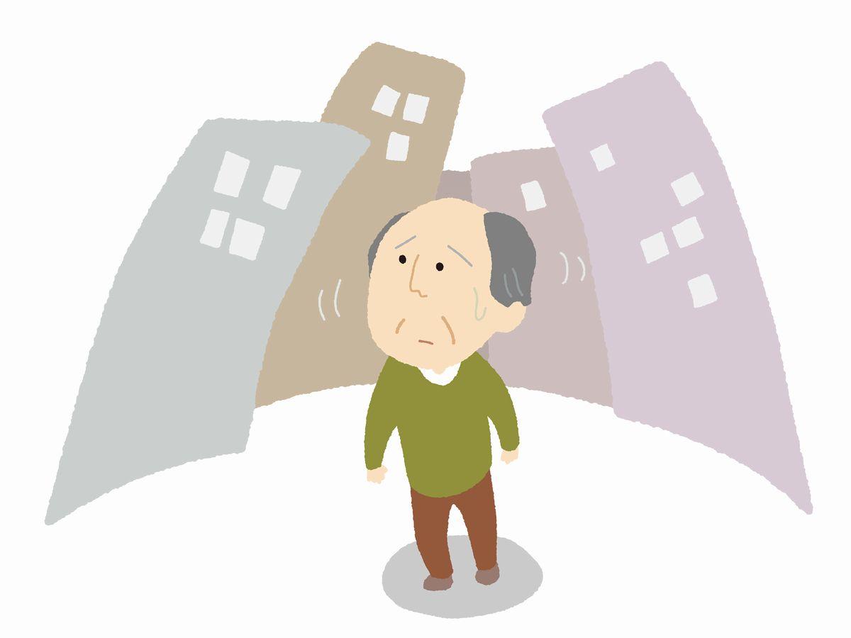 認知症の行方不明者、過去最多の1万5432人