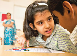 インド人の頭脳は、家庭教育で作られる! | プレジデントオンライン | PRESIDENT Online