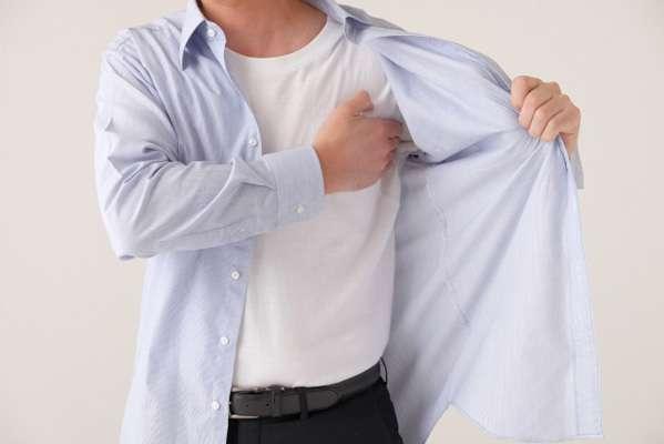 わき汗をケアする男性増加中 わき毛処理に制汗剤も