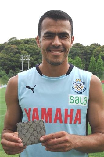 財布戻った、信じられない J1磐田・ムサエフ選手が善意に感動 静岡新聞アットエス