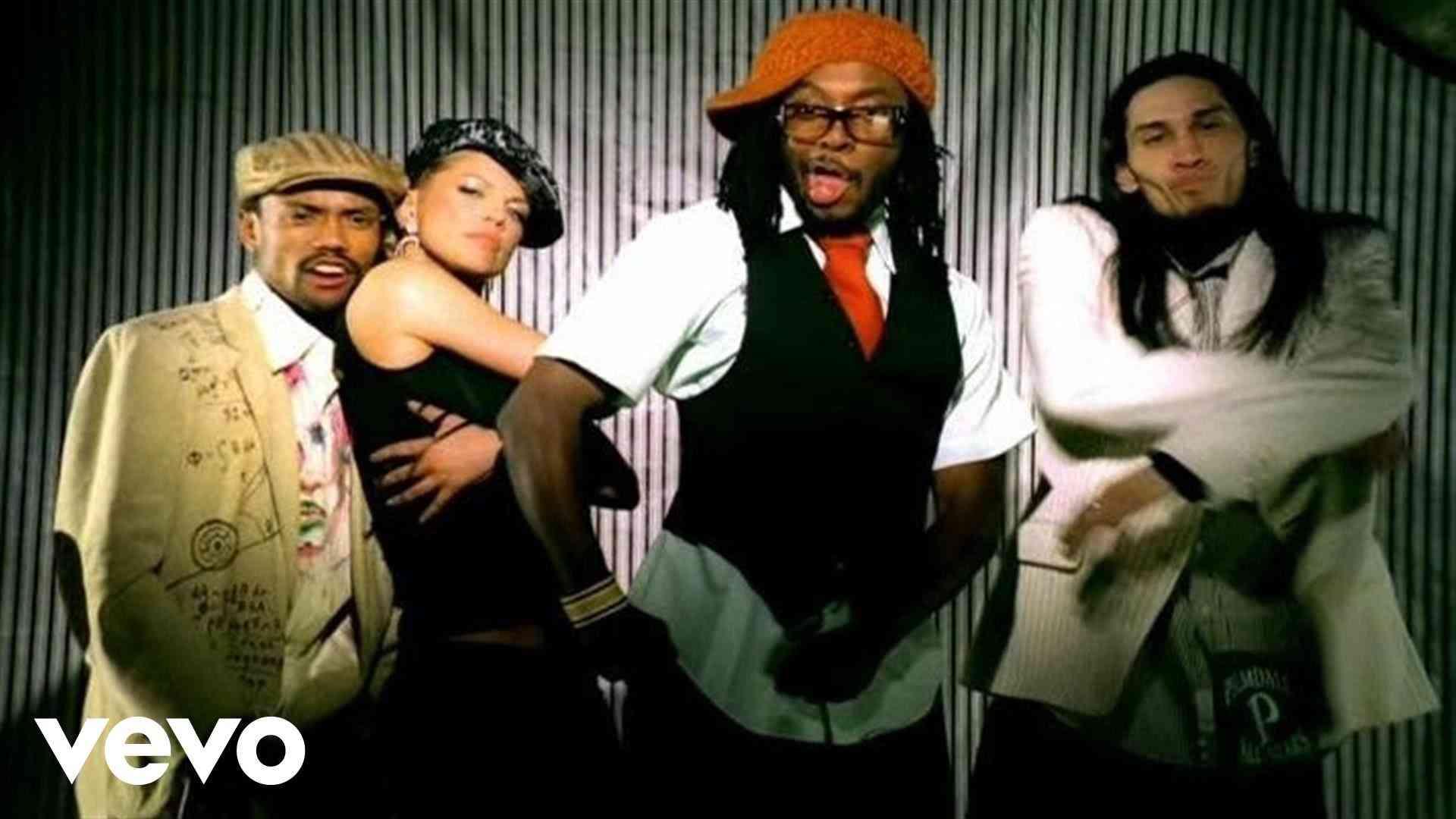 The Black Eyed Peas - Hey Mama - YouTube