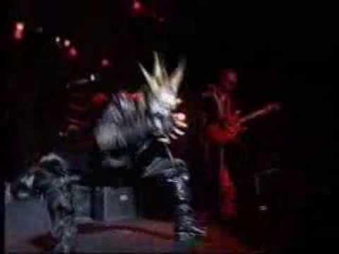 Seikima II [聖飢魔II] -- Kill the King Ghidrah + Dead Simphony - YouTube