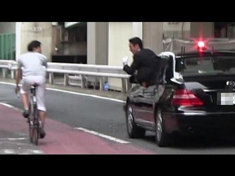 危険な「スーパーマン動画」本人、運転者、撮影者が逮捕される可能性も。現行犯でなくても動画が証拠に