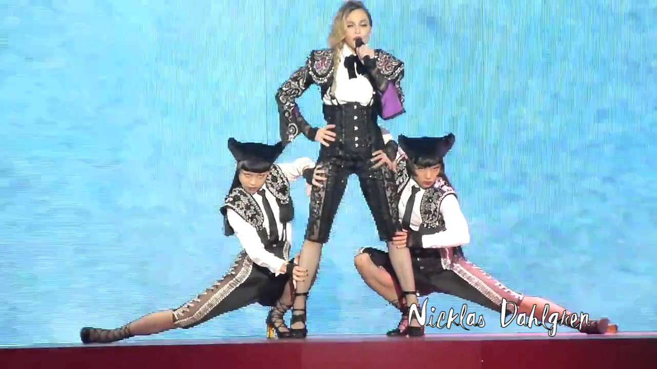 Madonna | Living For Love (Rebel Heart Tour) DVD Edition - YouTube