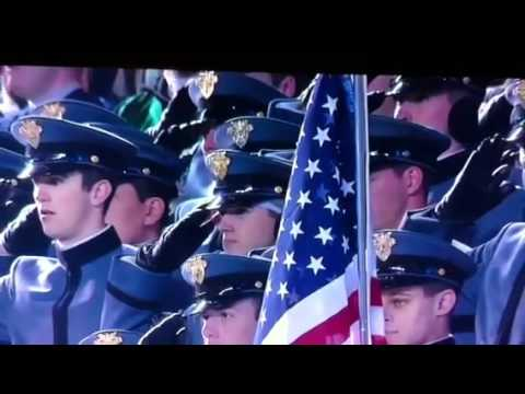 Patrick Wilson Sings National Anthem - YouTube