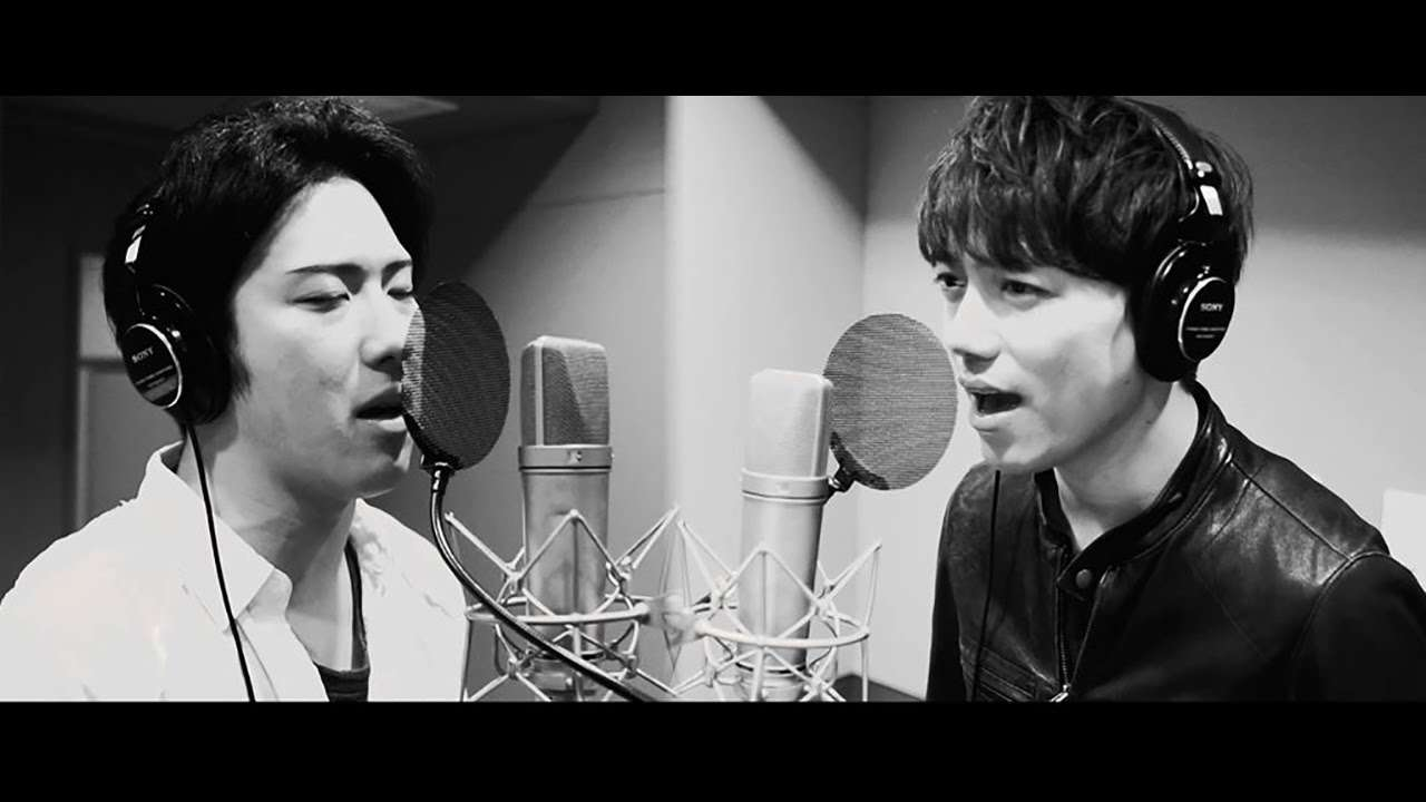 山崎育三郎「夏の終りのハーモニー」(レコーディング映像) - YouTube