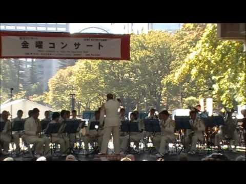 James Honer: Titanic 「タイタニック」 東京消防庁音楽隊 - YouTube